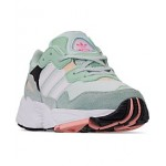 Girls Yung-96 Casual Sneakers from Finish Line