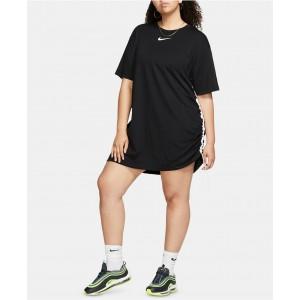 Plus Size Logo T-Shirt Dress