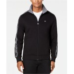 Mens Zip-Front Sweatshirt