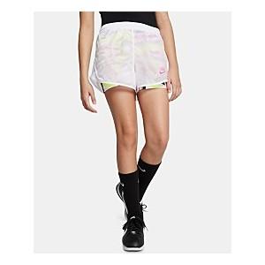 Big Girls Layered Printed Shorts