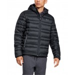 Mens Armour Down Hooded Jacket