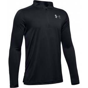 Big Boys 1/2-Zip Performance Shirt