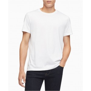 Mens Solid Jersey Liquid Touch T-Shirt