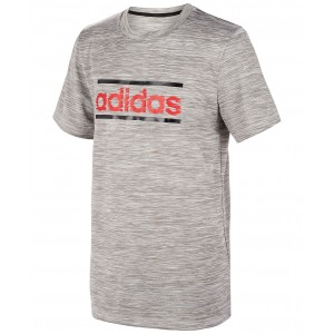 Big Boys ClimaLite Logo-Print T-Shirt