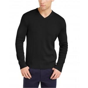 Mens Regular-Fit V-Neck Sweater