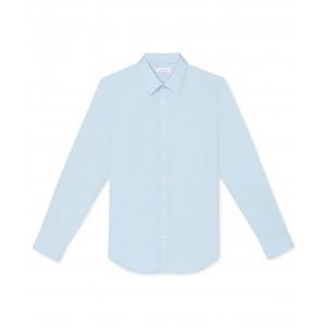 Mens Slim-Fit Stretch Solid Shirt