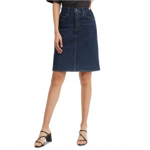 Classic Denim Skirt