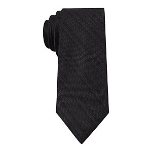 Michael Kors Luxe Variation Solid Slim Tie