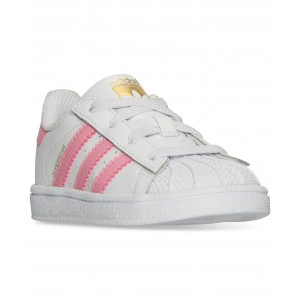 Toddler Girls Superstar Sneakers from Finish Line