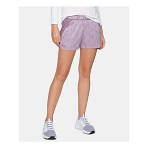 Jacquard Play Up Shorts