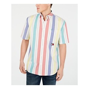 Tommy Jeans Mens Summer Stripe Shirt