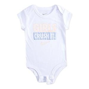 Baby Girls Crush It Graphic Bodysuit