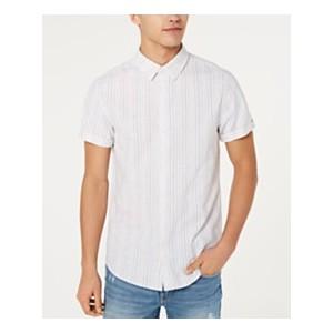 Mens Olsen Fleck Stripe Shirt