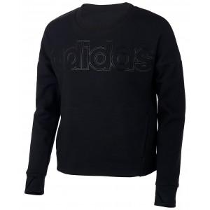 Big Girls Embossed-Logo Sweatshirt