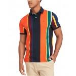 Mens Junior Stripe Polo Shirt, Created for Macys