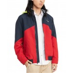 Mens Gains Colorblocked Yacht Jacket