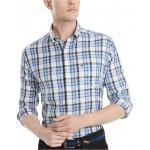 Mens Levi Classic-Fit Plaid Shirt