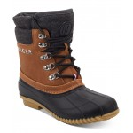 Womens Muddy Cold-Weather Boots