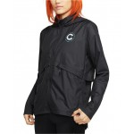 Womens Essential Water-Repellent Running Jacket