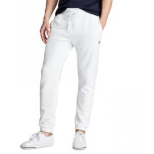 Mens Cotton-Blend-Fleece Pants