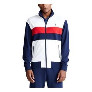 Mens Cotton Track Jacket