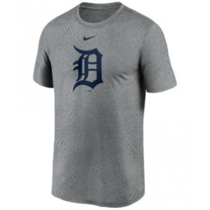 Detroit Tigers Mens Logo Legend T-Shirt