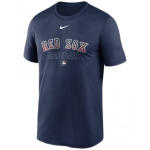 Boston Red Sox Mens Authentic Collection Legend Practice T-Shirt