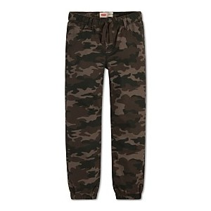 Ripstop Camo Jogger Pants, Big Boys