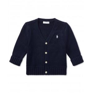 Ralph Lauren Baby Boys Cotton Cardigan Sweater