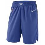 Mens Dallas Mavericks Icon Swingman Shorts