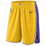 Mens Los Angeles Lakers Icon Swingman Shorts