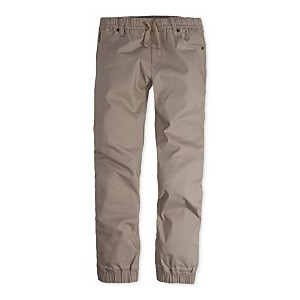 Levi's Twill Jogger Pants, Big Boys