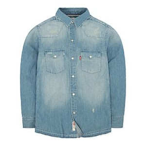 Boys Barstow Denim Shirt