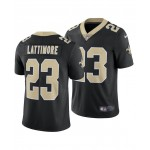 Mens Marshon Lattimore New Orleans Saints Vapor Untouchable Limited Jersey