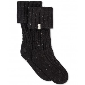 Womens Short Sienna Rain Boot Socks