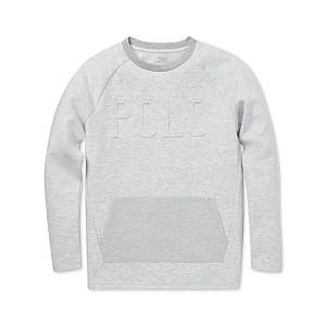 Big Boys Double-Knit Graphic T-Shirt