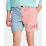 Mens Classic Fit Polo Prepster 6 Shorts