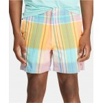 Mens Classic Fit Polo Prepster 6 Plaid Shorts