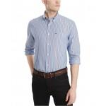 Mens Littleton Classic-Fit Stripe Shirt