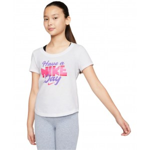 Big Girls Graphic-Print Cotton T-Shirt