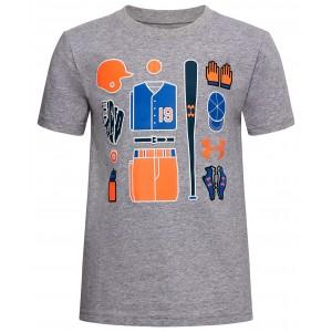 Little Boys Baseball T-Shirt