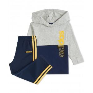 Baby Boys Colorblocked Hoodie & Pants Set