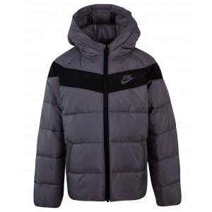 Little Boys Sportswear Hooded Puffer Jacket