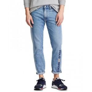 Mens Varick Slim Straight Jeans