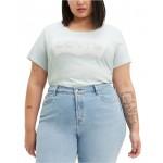 Trendy Plus Size Cotton Graphic T-Shirt