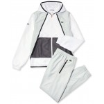 Mens Sport Hooded Colorblock Tracksuit
