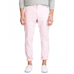 Mens Stretch Classic-Fit Chino Pants