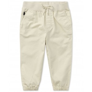 Baby Boys Twill Pants