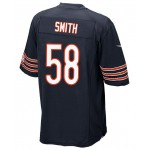 Mens Roquan Smith Chicago Bears Game Jersey