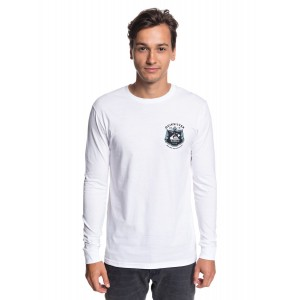 MWRM Crest Long Sleeve Tee